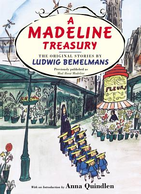 A Madeline Treasury By Bemelmans, Ludwig