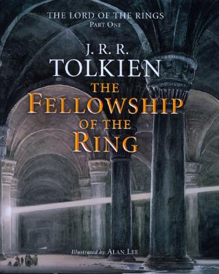 The Fellowship of the Ring By Tolkien, J. R. R./ Lee, Alan (ILT)